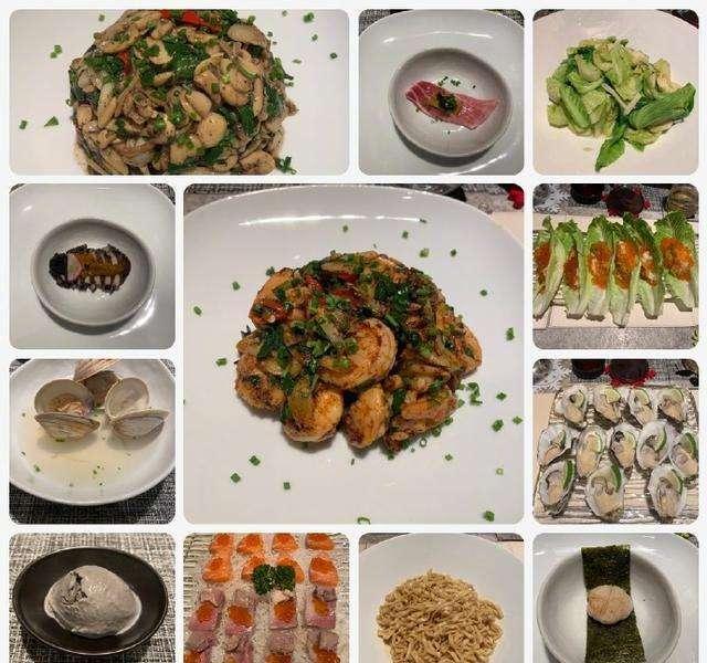 Sao Hoa ngữ trổ tài nấu ăn: Triệu Lệ Dĩnh - Trương Bá Chi siêu đỉnh, Vương Phi khiến ai nấy cạn lời-16