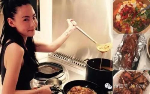Sao Hoa ngữ trổ tài nấu ăn: Triệu Lệ Dĩnh - Trương Bá Chi siêu đỉnh, Vương Phi khiến ai nấy cạn lời-20