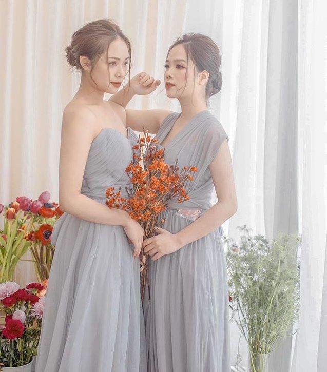 Trọn bộ ảnh cưới của cô chủ tiệm nail và bạn thân được dân tình hết lời khen ngợi-7