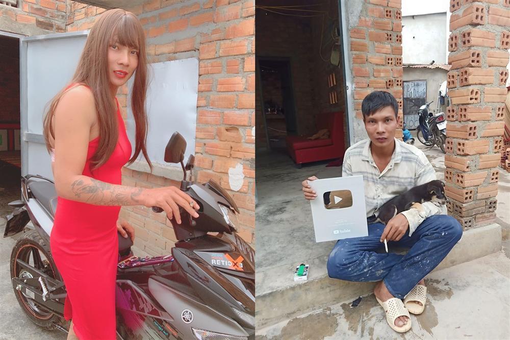 Cứ tưởng là một đôi, cặp đũa lệch đình đám làng Youtuber Việt làm ai cũng sốc khi tiết lộ quan hệ thật-1