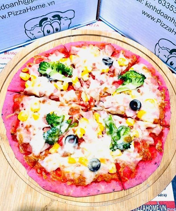Sau bánh mì, xuất hiện pizza thanh long ruột đỏ - sáng kiến mới giải cứu giúp người nông dân-2