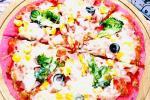 Sáng tạo pizza ngập phô mai nhanh gọn từ bánh mì sandwich-1