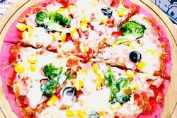 Sau bánh mì, xuất hiện pizza thanh long ruột đỏ - sáng kiến mới giải cứu giúp người nông dân