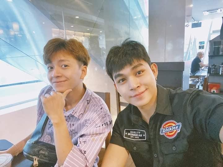 Chăm diện đồ đôi, fans ra sức đẩy thuyền cặp Ngô Kiến Huy - Jun Phạm-9