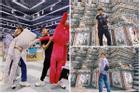 Chăm diện đồ đôi, fans ra sức đẩy thuyền cặp Ngô Kiến Huy - Jun Phạm