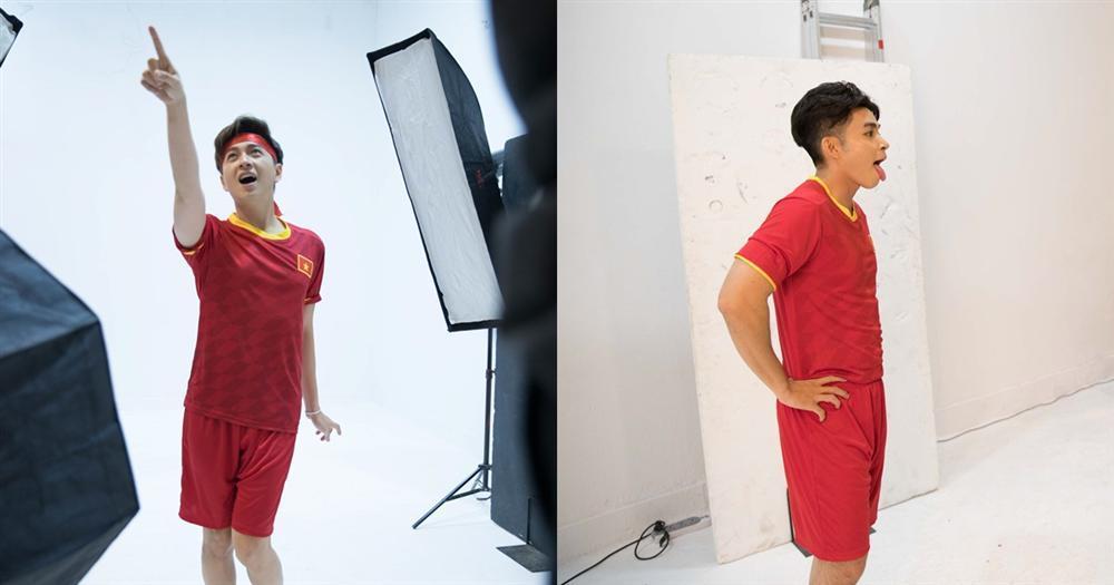 Chăm diện đồ đôi, fans ra sức đẩy thuyền cặp Ngô Kiến Huy - Jun Phạm-6