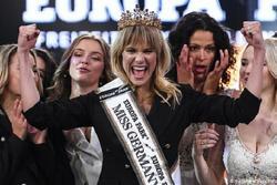 Bà mẹ 35 tuổi đăng quang Hoa hậu Đức 2020