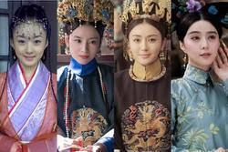 Triệu Lệ Dĩnh, Dương Mịch, Tần Lam, ai mới là Hoàng hậu đẹp nhất màn ảnh Hoa ngữ?
