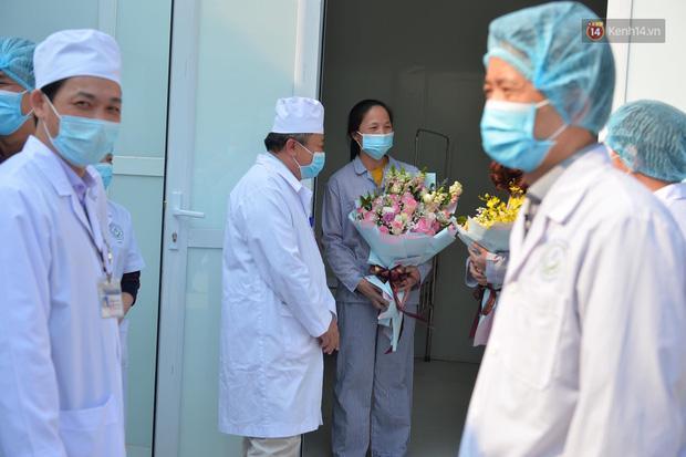 Thêm 2 bệnh nhân nhiễm Covid-19 ở Vĩnh Phúc được xuất viện: Đã hoàn thành phác đồ điều trị, nhưng vẫn phải được theo dõi tại nhà-2