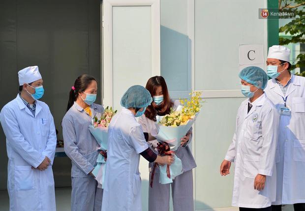 Thêm 2 bệnh nhân nhiễm Covid-19 ở Vĩnh Phúc được xuất viện: Đã hoàn thành phác đồ điều trị, nhưng vẫn phải được theo dõi tại nhà-3