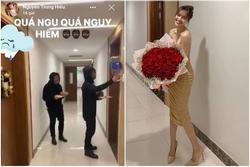 Khoe hoa Valentine, Ninh Dương Lan Ngọc lộ bằng chứng yêu Chi Dân không thể chối cãi