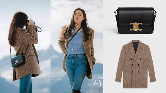 Chiếc túi đen đơn giản mà Son Ye Jin đeo sẽ cực hot năm nay!-1
