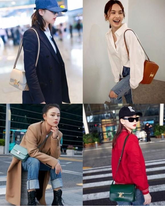 Chiếc túi đen đơn giản mà Son Ye Jin đeo sẽ cực hot năm nay!-6
