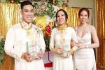 Cặp đôi nhận hồi môn 2,5 tỷ và 49 cây vàng: Chị gái chú rể cũng tặng em số tiền đáng nể-6