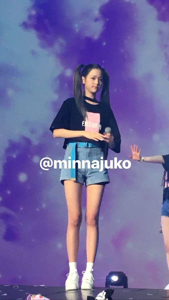 Chiêm ngưỡng đôi chân dài cực phẩm của sao nữ 16 tuổi đình đám xứ Hàn-8