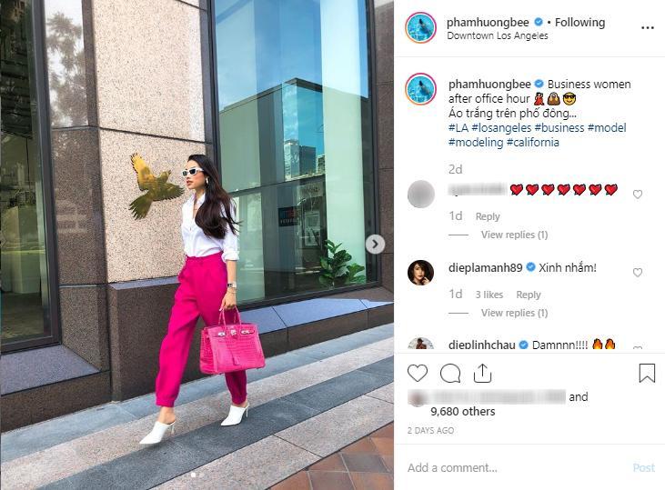 Gần 2 năm rời xa showbiz, hoa hậu Phạm Hương vẫn phủ sóng bằng hàng loạt thị phi-5