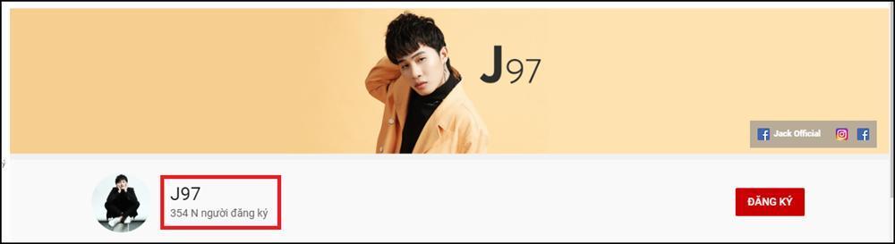 Kênh Youtube của Jack lập kỷ lục tăng sub trong khi teaser MV của K-ICM mất hút-2
