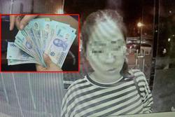 'Nhặt' được 48 triệu đồng liền đút túi, người phụ nữ bị xử phạt thế nào?