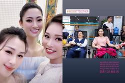 Bà xã 'Shark' Hưng lộ bí quyết 'dìm đẹp' Hoa hậu Lương Thùy Linh, hóa ra là do cùng chồng làm hành động này