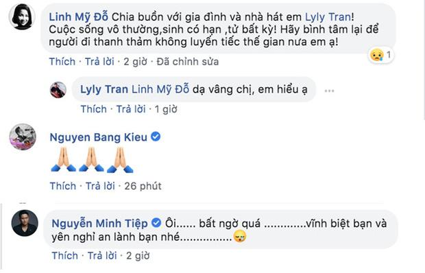 Sao Việt bàng hoàng trước sự ra đi của NSƯT Vũ Mạnh Dũng - giọng ca opera bị anh vợ sát hại-3