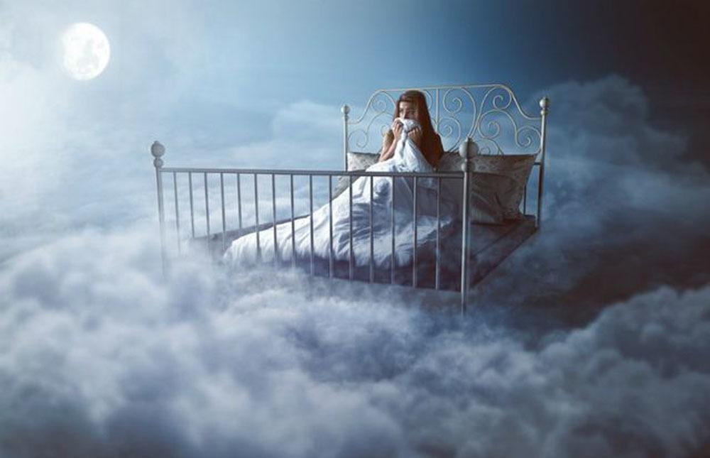 Trong giấc mơ xuất hiện 4 điều này, quan lộ thênh thang, tiền tài chói sáng-1