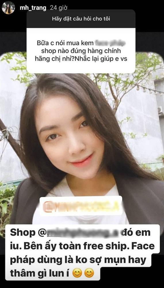 Bạn gái Đức Chinh bị tố PR một sản phẩm cho nhiều cửa hàng-2