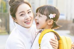 'Con gái' Kim Tae Hee do bé trai đóng
