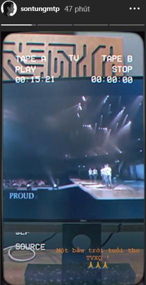 Vừa tiết lộ là fanboy của TVXQ, Sơn Tùng M-TP đã bị Sky đào lại clip cover Ballons siêu ngố-2