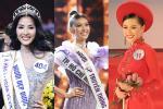 8 Á hậu Hoàn vũ Việt Nam trong lịch sử: Nhan sắc của ai đứng ở đỉnh cao?