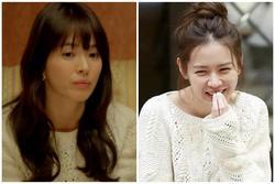 Đụng hàng 'bánh bèo' với Son Ye Jin, Song Hye Kyo nào đâu có kém cạnh - đúng là 'kẻ tám lạng người nửa cân'