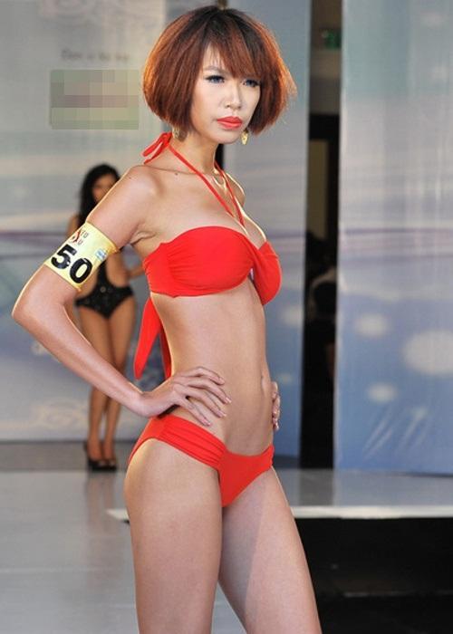 Uyên Linh - Minh Tú - Khánh Vân: Chật vật tham dự 1 cuộc thi tới 2 lần mới đoạt giải cao-6