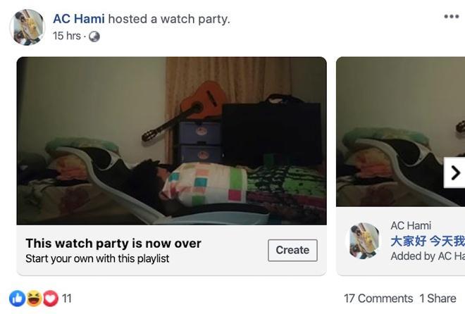 Nổi tiếng trên mạng chỉ vì livestream cảnh nằm ngủ-2