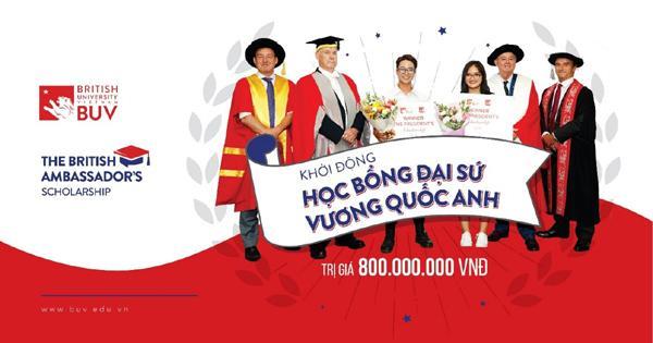 Đại học Anh Quốc Việt Nam khởi động quỹ học bổng 40 tỷ đồng-4