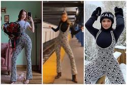 Minh Tú diện jumpsuit 80 triệu đồng chậm chân Chi Pu - Kylie Jenner nhưng vẫn đẹp bất bại
