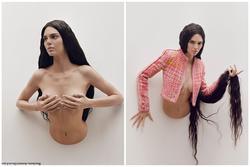 Ảnh nude nhưng không phản cảm của Kendall Jenner