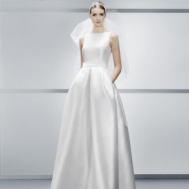 Tóc Tiên lấy chồng bí mật là thế mà vẫn không giấu nổi tung tích chiếc váy cưới vừa đẹp vừa sang!-8