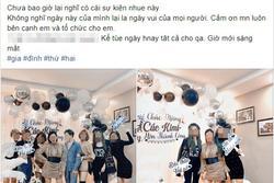 'Tiệc ly hôn' sang chảnh của cô gái nổi như cồn trên mạng xã hội làm hội chị em tranh cãi
