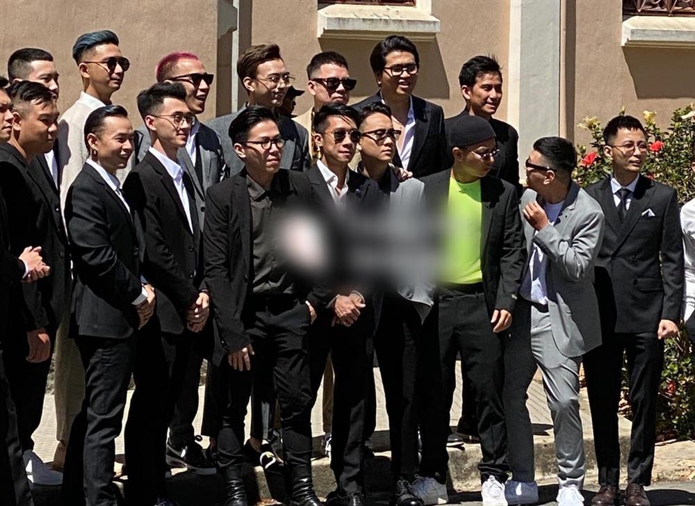Dàn sao trẻ dự lễ cưới Tóc Tiên - Hoàng Touliver ở Đà Lạt-4