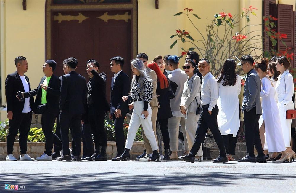 Dàn sao trẻ dự lễ cưới Tóc Tiên - Hoàng Touliver ở Đà Lạt-6