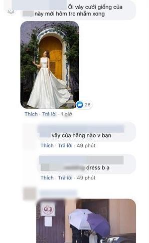 Tóc Tiên lấy chồng bí mật là thế mà vẫn không giấu nổi tung tích chiếc váy cưới vừa đẹp vừa sang!-6