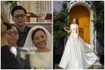 Tóc Tiên lấy chồng bí mật là thế mà vẫn không giấu nổi tung tích chiếc váy cưới vừa đẹp vừa sang!