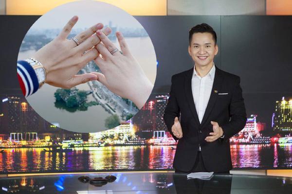 MC Hạnh Phúc của VTV thông báo sắp kết hôn, nhan sắc cô dâu làm ai cũng tò mò-1