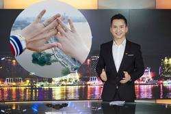 MC Hạnh Phúc của VTV thông báo sắp kết hôn, nhan sắc cô dâu làm ai cũng tò mò