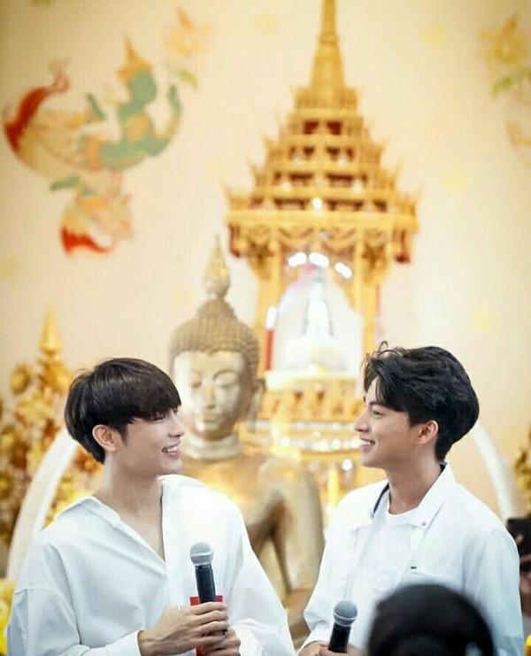 Cặp đôi vàng trong làng phim đam mỹ Thái Lan vướng nghi án phim giả tình thật-7