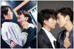 Cặp đôi vàng trong làng phim đam mỹ Thái Lan vướng nghi án 'phim giả tình thật'