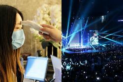 Chuyện gì xảy ra bên trong các concert Kpop được tổ chức giữa lúc Hàn Quốc bùng phát virus corona?
