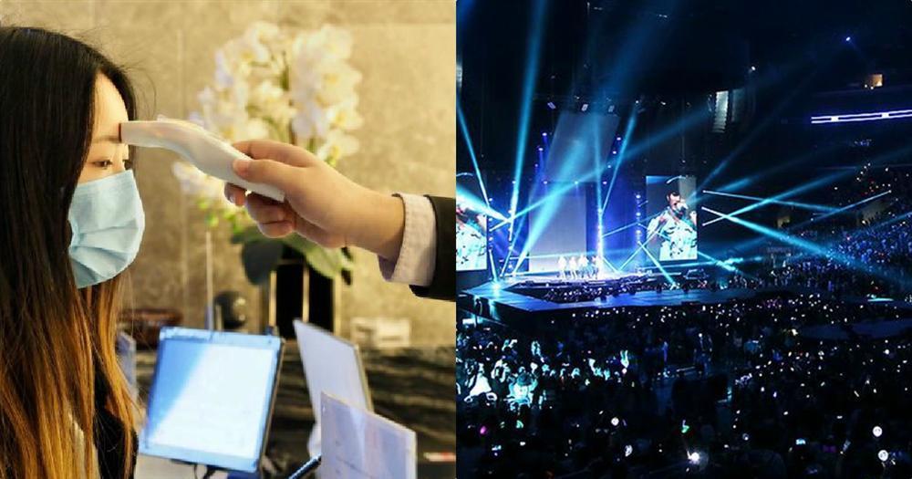 Chuyện gì xảy ra bên trong các concert Kpop được tổ chức giữa lúc Hàn Quốc bùng phát virus corona?-4