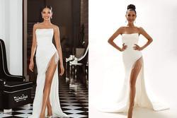 Bản tin Hoa hậu Hoàn vũ 20/2: Đụng Hoàng Thùy từ váy đến giày, cái kết nào cho Bùi Đình Hoài Sa?