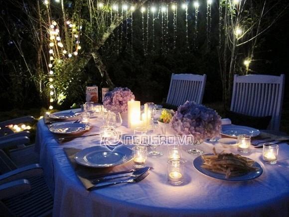 Tiệc cưới Tóc Tiên - Hoàng Touliver: Cô dâu mặc váy cực xinh, chú rể rưng rưng nước mắt-6