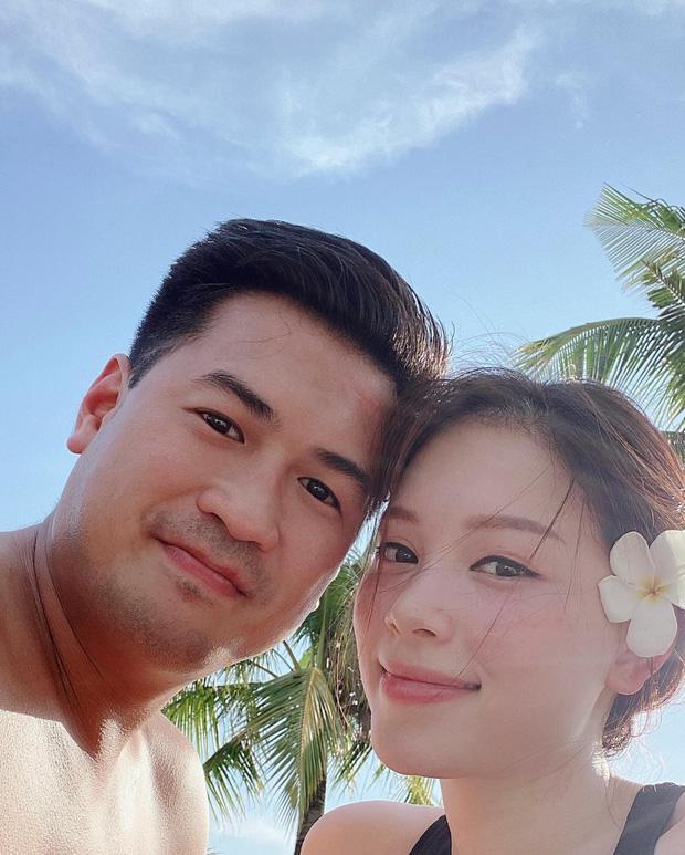 Hoa hậu Phạm Hương được em dâu tương lai của Hà Tăng xin làm thông gia-4